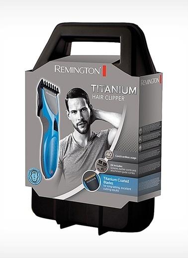 Remington HC335 Titanium Saç Kesme Makinesi Renkli